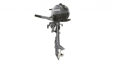 Outboards - Portable (2.5HP - 9.9HP)