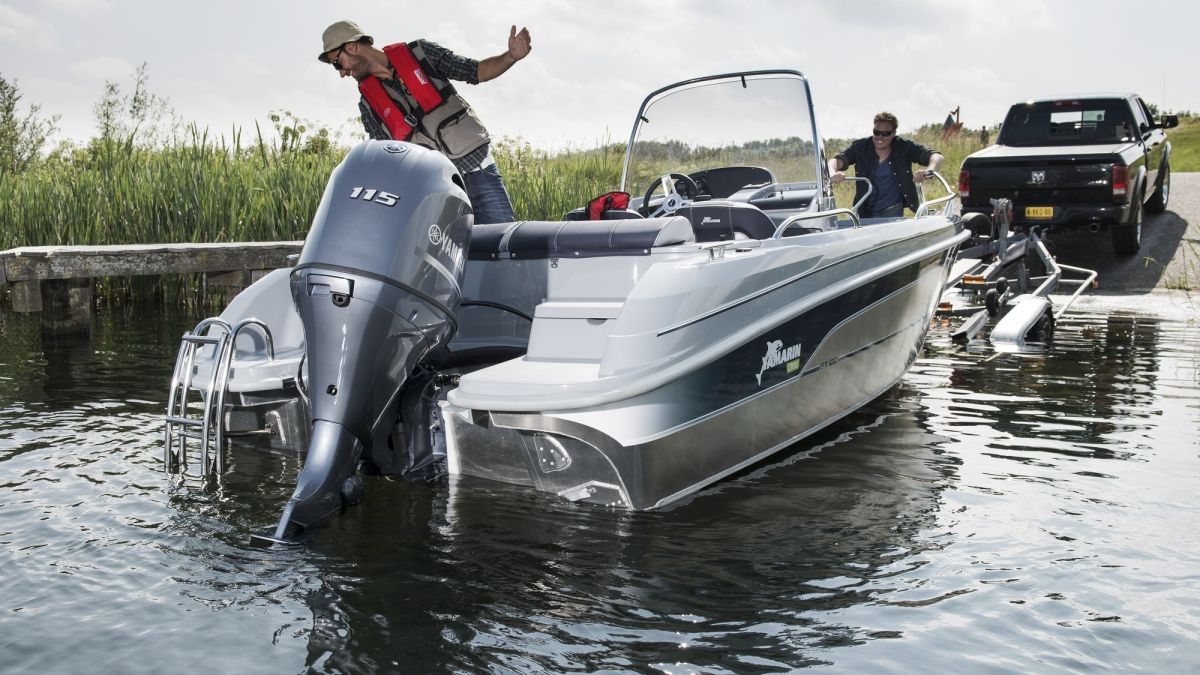 F115B 115HP Outboard