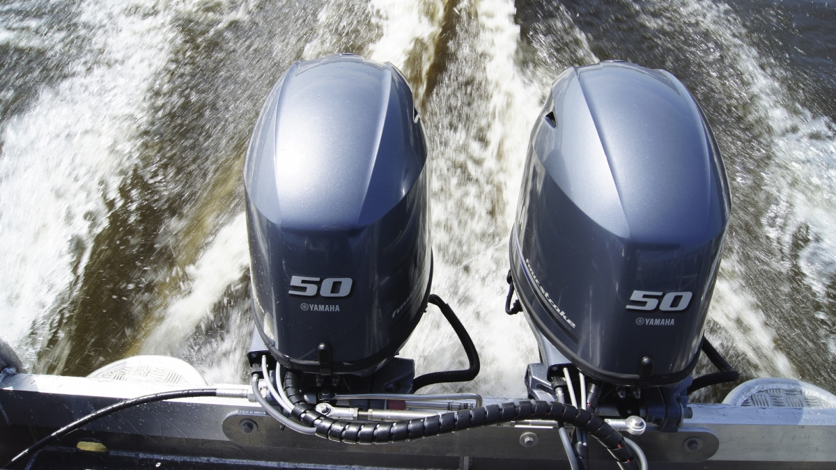 FT50J 50HP High Thrust Outboard