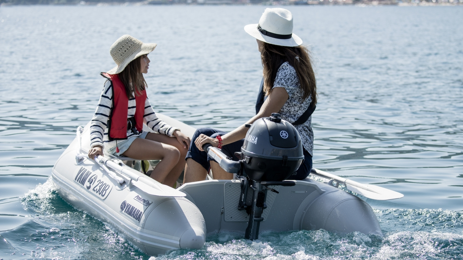 F2.5B 2.5HP Outboard